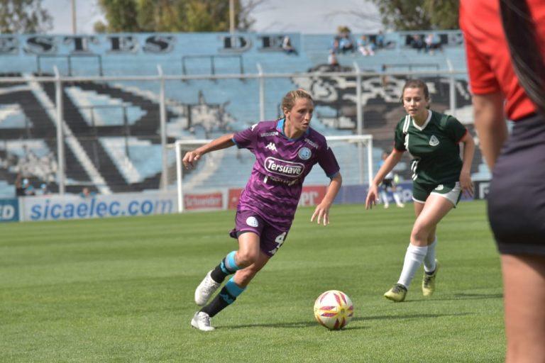 Belgrano Es El Campéon De La Liga De Fútbol Femenino De