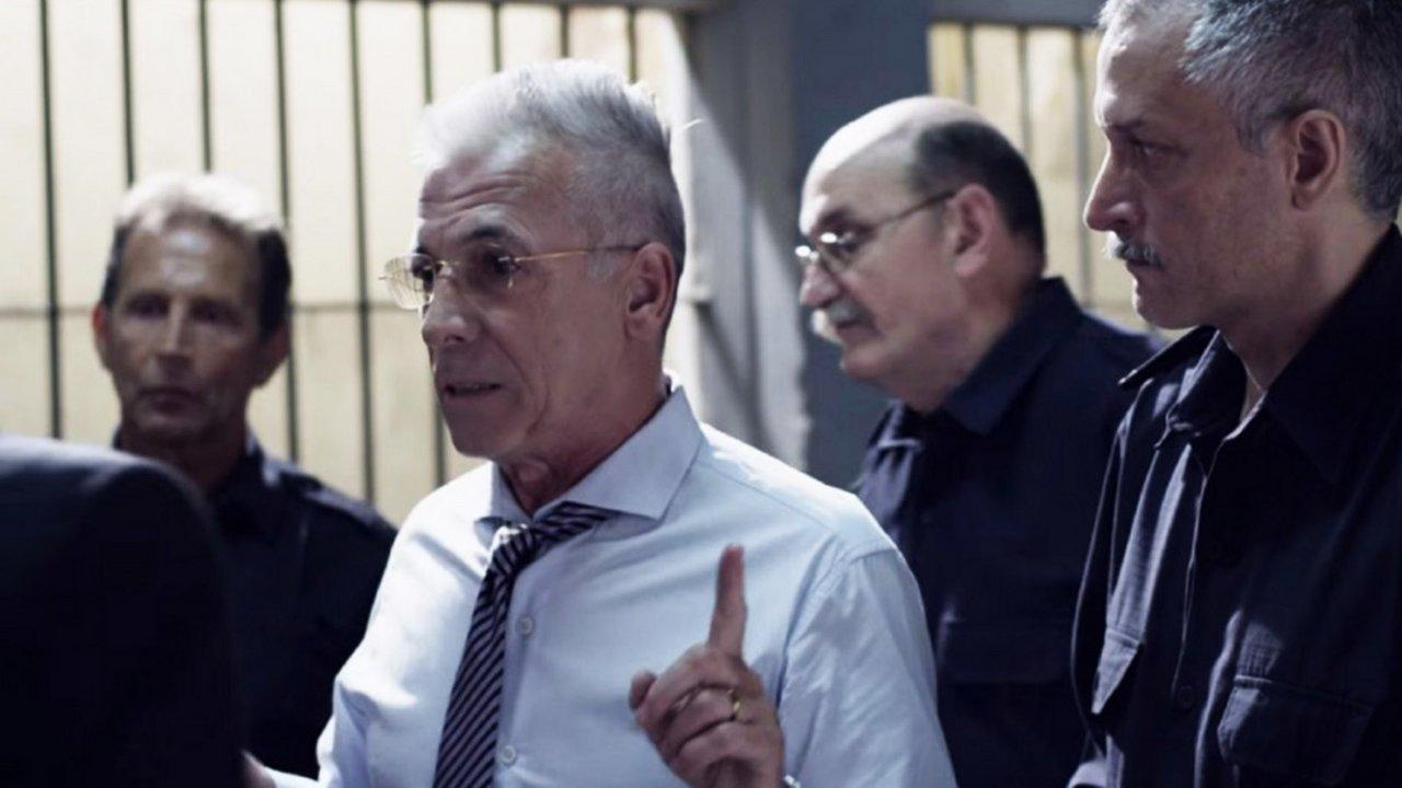 """Gerardo Romano en la serie de televisión """"El Marginal"""""""